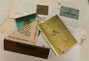 Uss Nautilus First Nuclear Powered Submarine Sub Ssn-571 Museum Like Lot