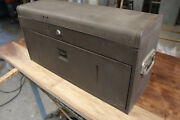 Vintage Craftsman Kennedy 526 8-drawer Machinist Tool Maker Box Made In Usa