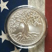 2021 Tree Of Life Christian 1 Oz .999 Fine Silver See More Coin From 99c