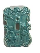 Holland Mold Ceramic Light Switch Cover