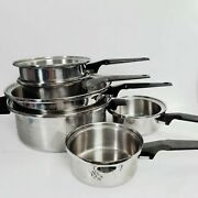 West Bend Ultra Weight Town House Stainless Steel Cookware Pan, Read Description