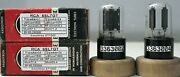 1mp Rca Ecc35 6sl7gt D Getter Made In Usa Amplitrex At1000 Tested3363002and4