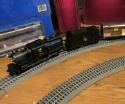 30-1399-1 Mth Railking 4-6-0 Jersey Central Camelback Steam Engine W/ps 2.0 - 3v