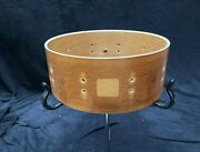 Yamaha Maple Custom Absolute 5.5x14 Snare Drum Shell Made In Japan