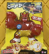 Heroes Of Goo Jit Zu Super Size Blazagon W Lights And Sounds