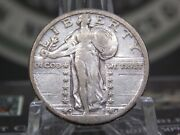 1923 S Standing Liberty Quarter 25c Slq 2 East Coast Coin And Collectables Inc