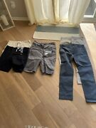 J.crew Lot Of Mens Shorts And Pants Size 34x30