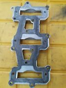 1976 Chrysler 75 Hp Reed Plate Adapter 8197351 F85162