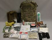 Chinook Medic Pack / Kit With Medical Supplies - Tmk-me - Multicam - Excellent
