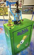 Custom Von Dutch Oil Lubester Pump Delivery Available