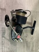 Two Vintage Garcia Mitchell 410 And 406 Spinning Reels