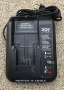 Porter-cable Pcc692l 20v Max Lithium-ion Battery Charger