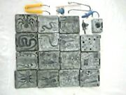 16 Molds Mattel Thingmaker Creepy Crawlers And More Thing Maker