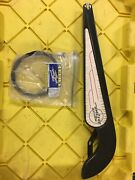 Oem Whizzer Black Chain Guard And Brake Cable Fits Chinese Late Model
