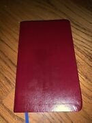 Book Of Common Worship Daily Prayer Presbyterian Church Bible Cross 518 Pages