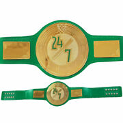 Wwe 24/7 Champion Title Wrestling Belt Brand New High Quality Metal Plated Belts