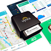 Vyncs Premium No Monthly Fees Gps Tracker Obd 4g Lte Tracking Device For Cars