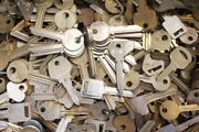 7+ Pounds Of Key Blanks. Ilco Sargent Curtis Cole. Auto Cylinder Originals