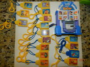 Tiger Electronics Disney Kid Cips Retro Jukebox And 16 Clips Songs