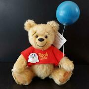 Beverly White Winnie The Pooh Teddy Bear 2000 Limited From Japan