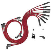 Msd Ignition Racing Spark Plug Wire Set Universal Ls1 Ls3 Ls6 Wires 32079 New