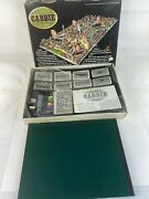 New Open Box Vintage London Cabbie Board Game 1971 Intellect Games Uk Family