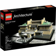 Lego Architecture Imperial Hotel 21017 Toyko Japan Sealed Nib Retired