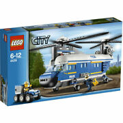 Lego City Forest Police Heavy-lift Helicopter 4439 Sealed Nib Retired