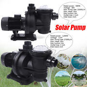 Dc Solar Water Pump Swimming Spa Pool Pump Motor With Mttp Controller