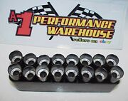 16 Xceldyne .937 Keyway Centered Roller Lifters With .850 Roller Wheels Jesel