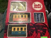Lgb G Scale Train Set West Germany With Lots Of Extra Track And Switches