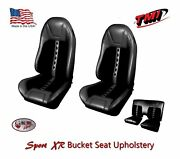 Sport Xr Front/rear Upholstery For 1971 - 1981 Camaro By Tmi - Made In Usa