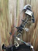 Pse Decree Ic Ti Ds - 70 Ready To Shoot-355fps Extremely Fast Compound Bow