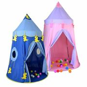 Children Tent Teepee Tent For Kids Baby Play House For Children Cabana Princess