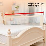 Baby Bed Fence Rail Guard Barrier Home Protection Kid Guardrail Safe Playpen Bed