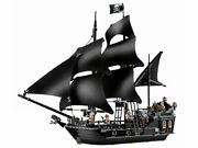 Lego 4184 Pirates Of The Caribbean The Black Pearl Complete W/instructions