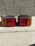 88-91 Honda Civic Wagon Outer Rear Tail Lights Right Left Taillights Oe Usdm