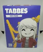 Tabbes Youtooz Limited Edition Collectible Vinyl Figure New