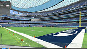 2 Tickets Front Row Los Angeles Chargers Vs Kansas City Chiefs C117 Seats 5and6 La