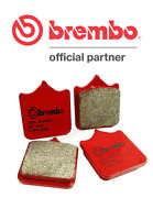 Brembo Sa Sintered Front Brake Pads To Fit Triumph 1050 Speed Triple 07-08