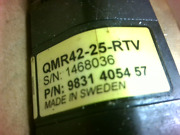Atlas Copco Qmr42-25-rtv Electric Nutrunner 1/2 Right Angle - Used
