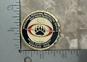 Blackwater Wpps Us Embassy High Threat Protection Baghdad Iraq Challenge Coin