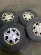 """265-75r16 Tires Used With 4 Gmc Rims 16"""""""