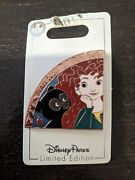 Disney Parks Merida Brave Fall 2020 Limited Edition Pin Quarterly Le 3000