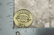 Blackwater Challenge Coin