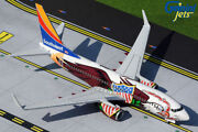 Gemini Jets Southwest Airlines Illinois One 737-700 G2swa872 1200 Scale