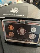 1995 Us Mint Premier Silver Proof Set With Box And Coa