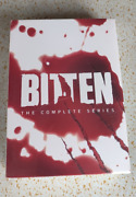 Bitten The Complete Series Seasons 1-3 Dvdnew Free Shipping