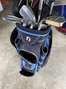 Mens Golf Club Complete Set Right Handed