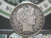 1914 P Barber Silver Half Dollar 50c 4 East Coast Coin And Collectables Inc.